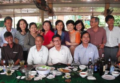 Sinh Hoạt Cựu Học Sinh NLS-Ninh Thuận Năm 2010