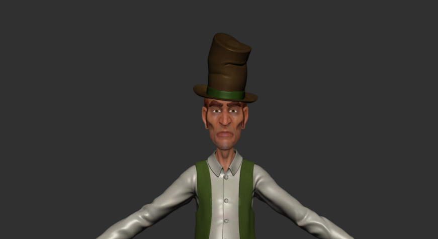 3D Winston Model