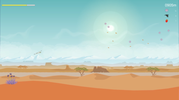 Dune Sea Gameplay