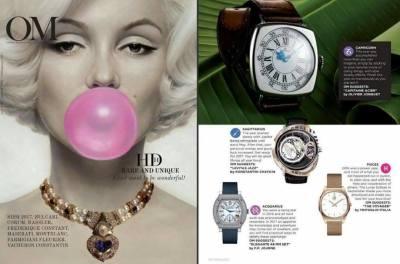 OM Magazine Italy