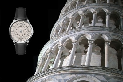 "Did you know the Leaning Tower of Pisa is exactly 100 ""Tuscan arms"" tall??"