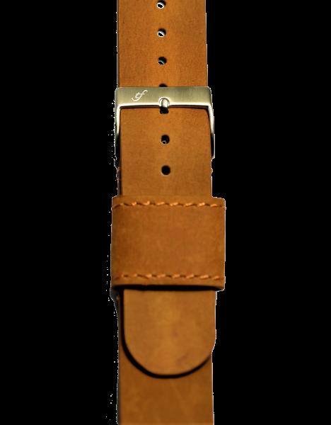 strap band leather watches watch trifoglio italia  reloje montres orologi oroloi