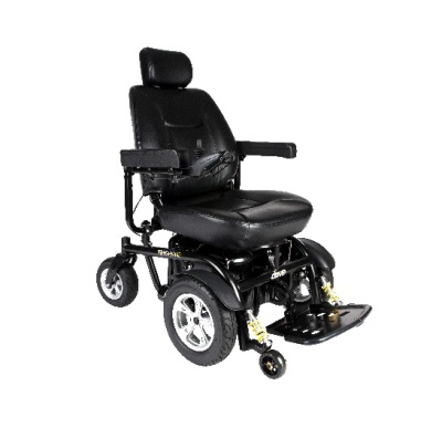 Power chair trident HD