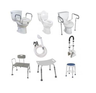 Bath aids bath seat with back stool tub bar transfer bench raised toilet seat