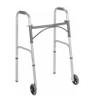 wheeled walker walking aids stable walker knee and hip joint replacement