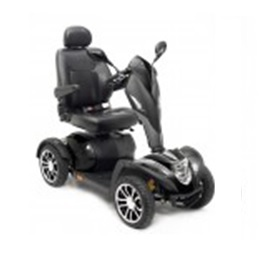 Mobility power scooters 3 or 4 wheeled eclipse medical golden technology