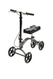 knee scooter crutch replacement light weight rental sales