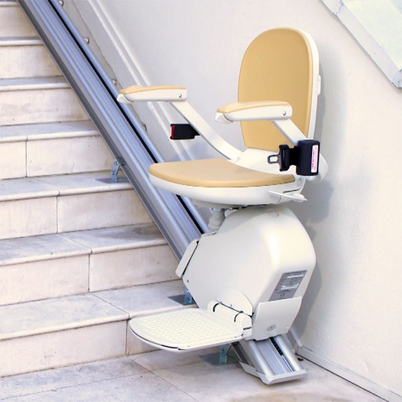 Stair lift stairlift outdoor