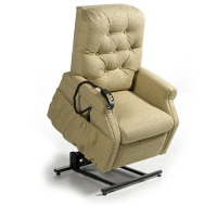 Nexidea Lift chair Tad 10 P T C petit tall heat massage calgary Nw different material button