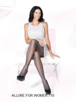 allure for woman Calgary NW low compression panty hose thigh high fashion