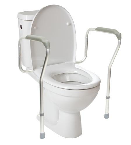 toilet rail