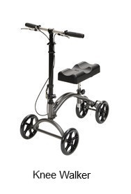 Knee scooter walker rental sales