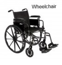 wheelchair rental sales