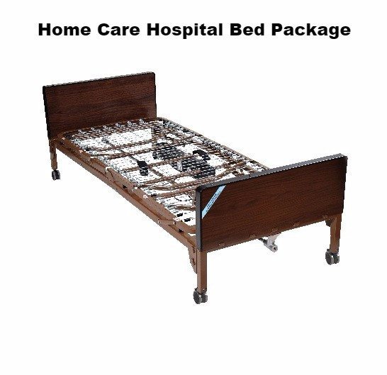 Hospital bed package fully elecrtic  for patient room