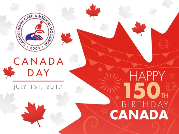 Canada Day 150 Calgary