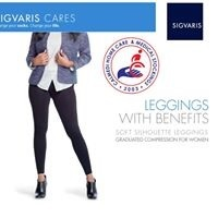 sigvaris leggings stockings compression venous Calgary