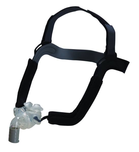CPAP nasal pillow system. Medical Supplies Calgary NW. sleep apnia