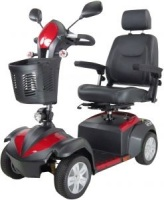 power scooter rental mobility mid size drive medical invacare pride sunrise