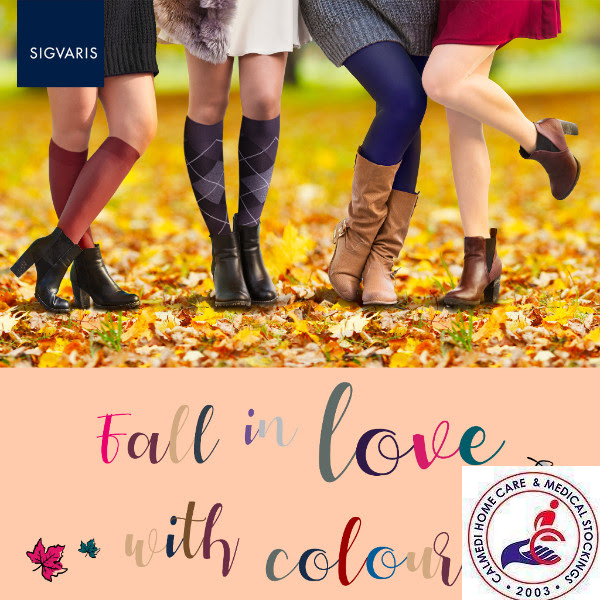 Fall in Love with Colour by CalMedi!