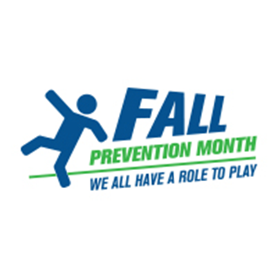 It's Fall Prevention Month in Canada