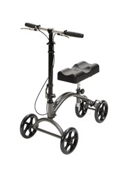 Steerable Aluminum Knee Walker Scooter Calgary Rentals Sales