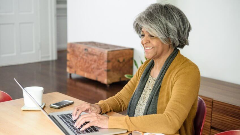 15 Best Work From Home Jobs for Retirees