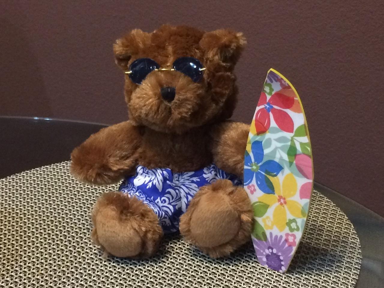 Adopt a Buns & Roses Mystery Bear