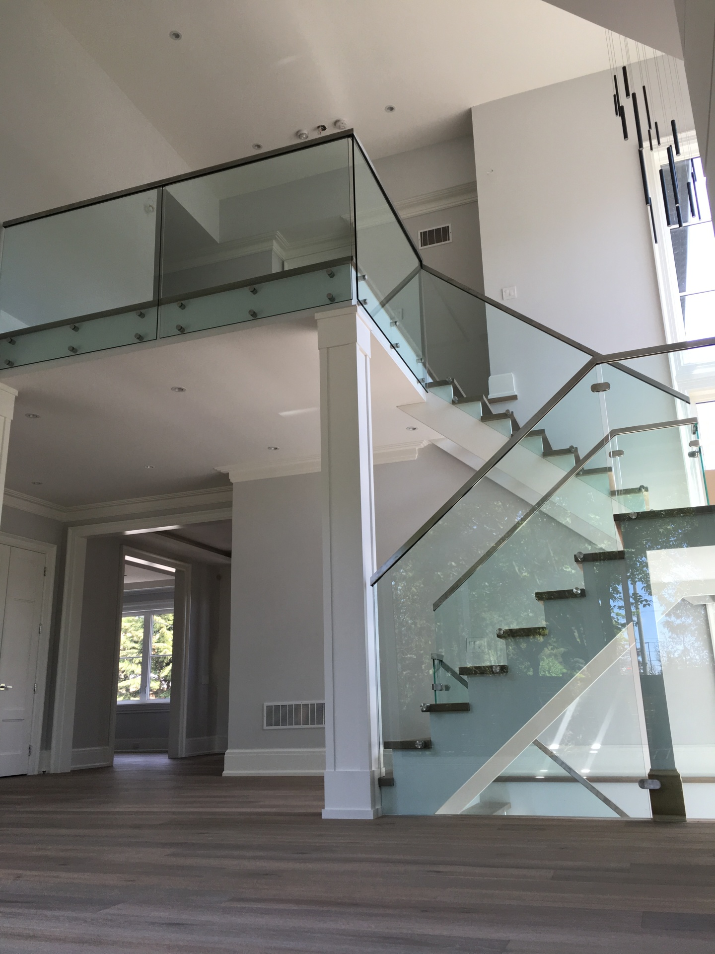 Glass guards