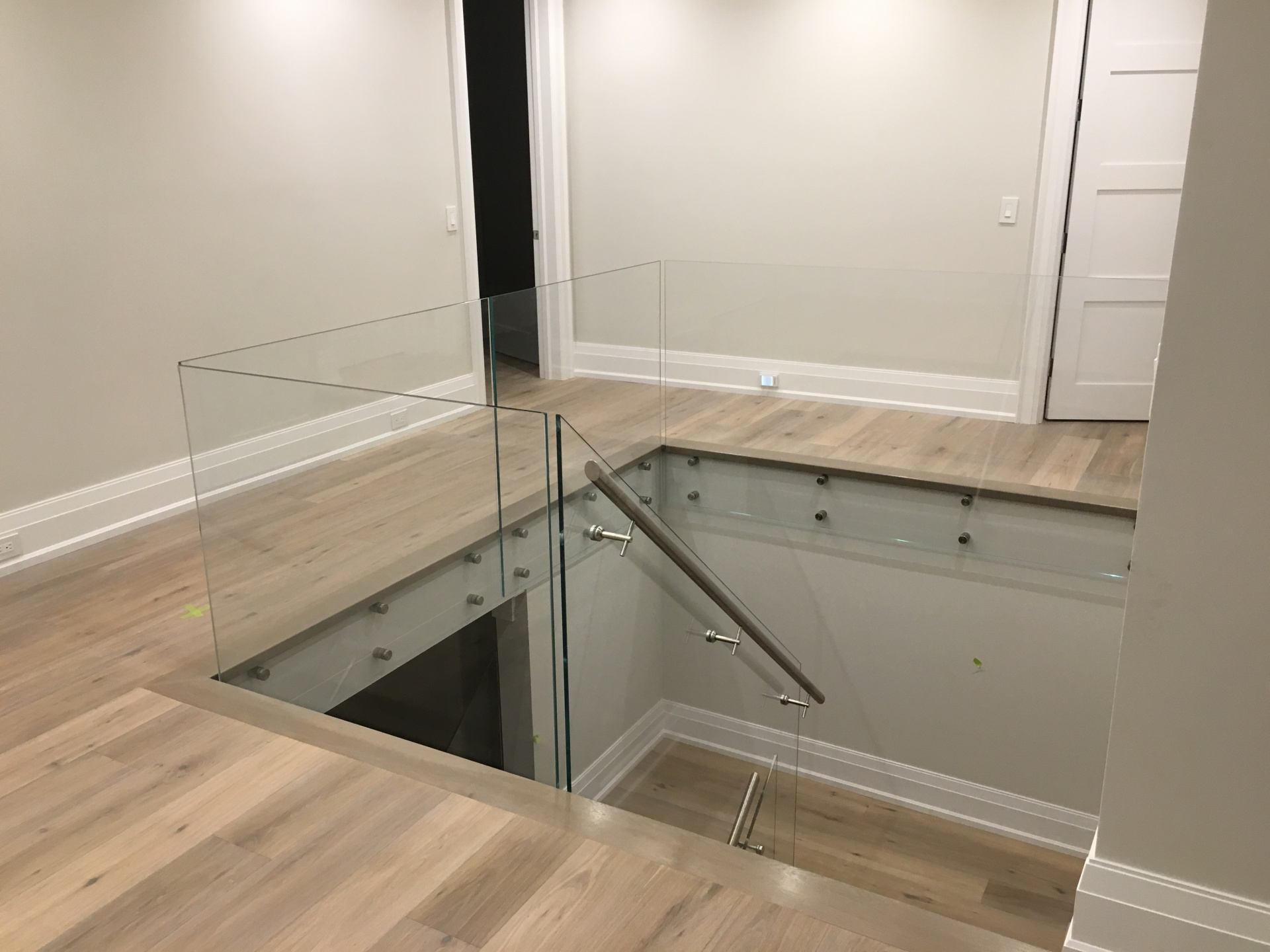 Starphire Glass Railing