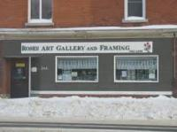 Roses art gallery and framing