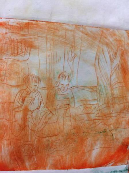ARTIST: ISABELLE MICHAUD