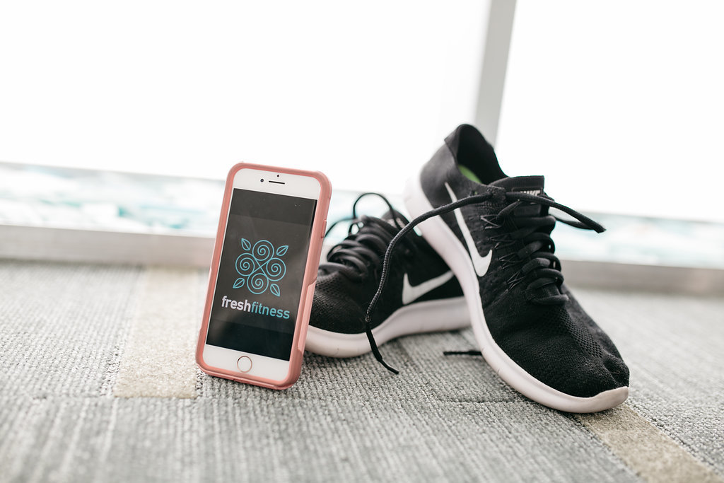 Fresh Fitness App Workouts