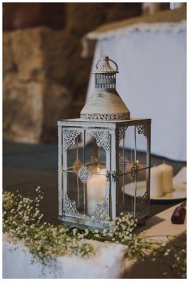 Grey lantern  £  5