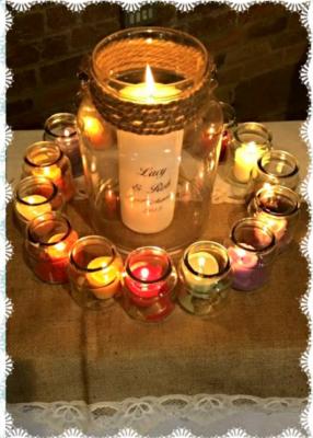 unity candle ceremonies