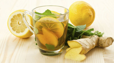 5 reasons to drink Ginger & Lemon Tea