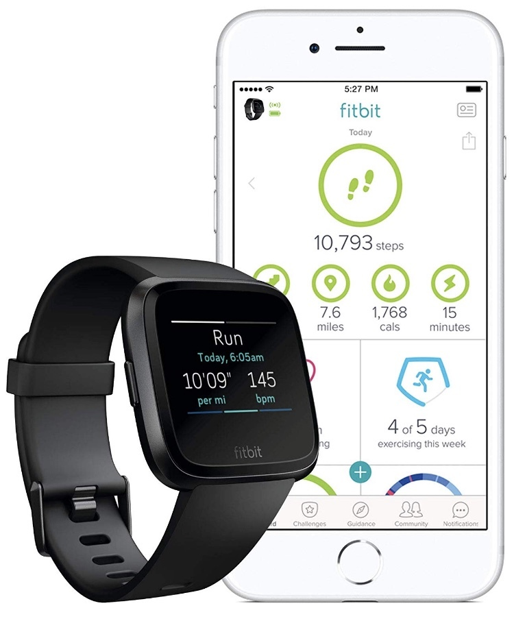 Win a FitBit Versa with Eat2Win!