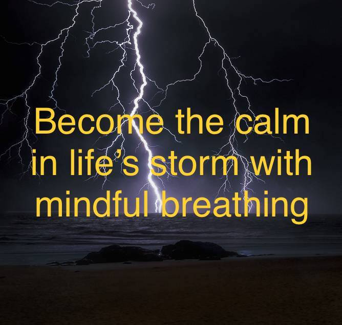 Tame life's stressful times with mindful breathing and meditation