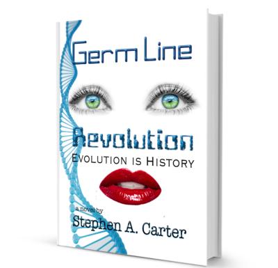 Germ Line: Revolution Cover