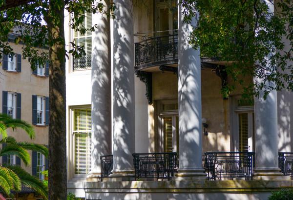 Majestic Columns