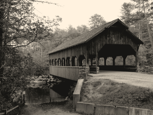 Covered Bridge NC
