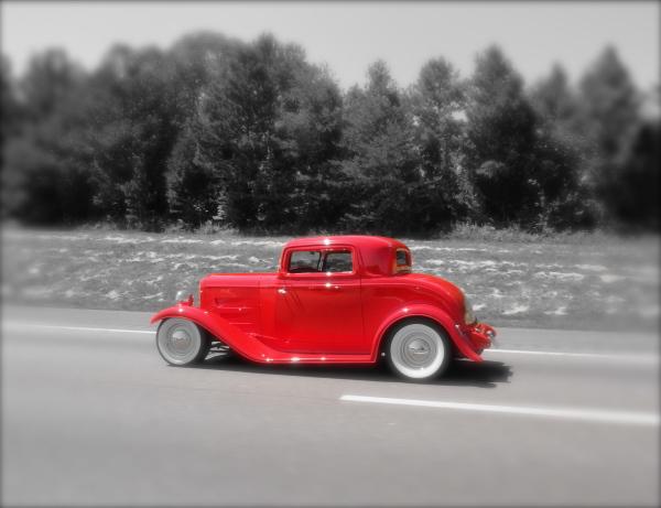 Red Cruiser