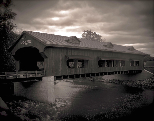 Old Mills Covered Bridge