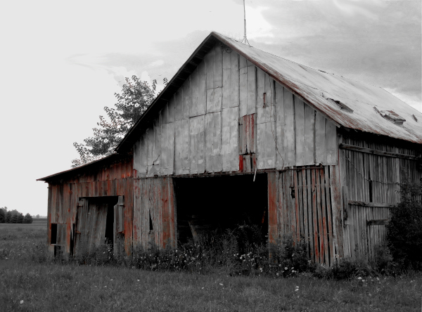 Old Barn 1 Desat