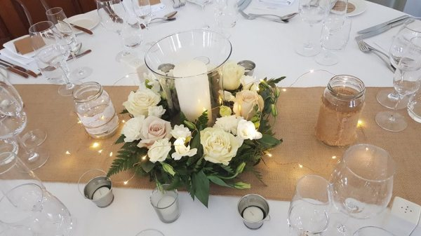 Plain Glass Votives