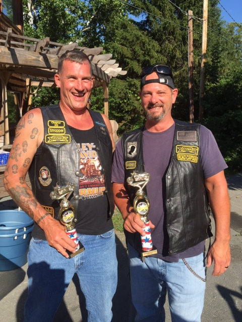 Bike Trophy Winners