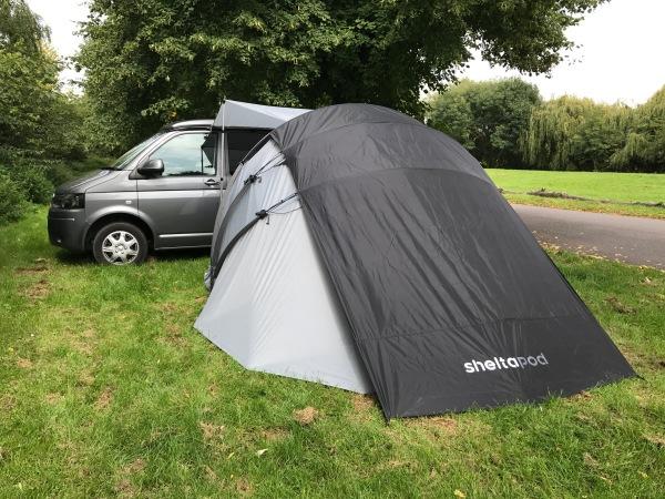 Blackout/Heat reflective canopy