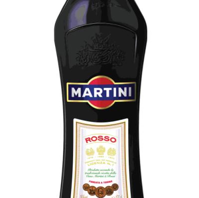 Martini Rosso (1-Litre)