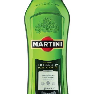 Martini Extra Dry  (1-Litre)
