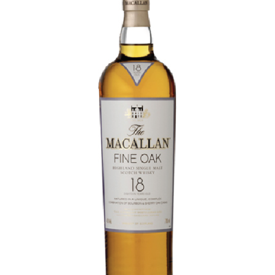 The Macallan 18 Fine Oak