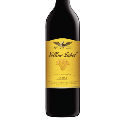 Yellow Label Shiraz